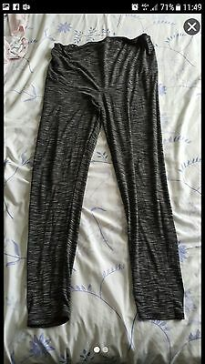 maternity leggings size xl 16-18