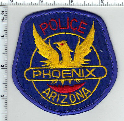 Phoenix Police (Arizona) Shoulder Patch - new from the 1980's