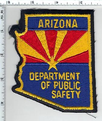 Department of Public Safety (Arizona) Shoulder Patch - new from the 1980's