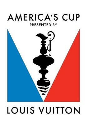 Logo photograph of The Louis Vuitton America's Cup