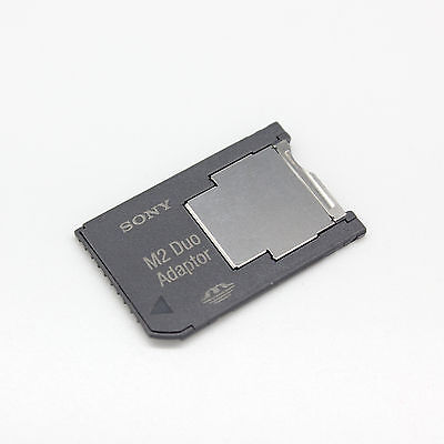 Sony M2 Card to Memory Stick Pro Duo Adapter, M2 to MS Adapter,MSAC-MMD