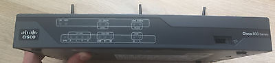 Cisco 887 4-Port 10/100 Wireless N Router (CISCO887W-GN-E-K9)