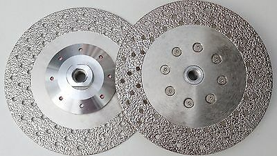 """4.5"""", 115m professional diamond blade, disc for cutting, grinding granite,marble"""