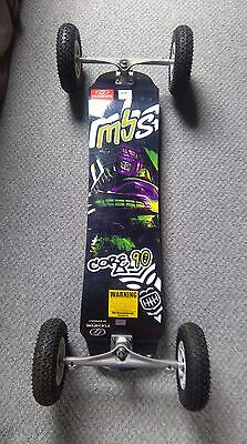 All terrain kite land board, MBS Core 90