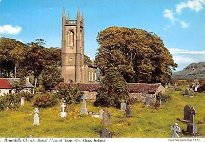 Drumcliffe Church, Burial Place of Yeats, Co Sligo The Cemetery