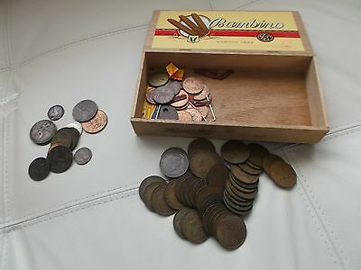Collection of Old British Coins