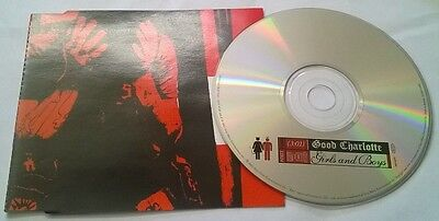 Good Charlotte * Girls And Boys * Rare 1 Track Promo Cd 2003