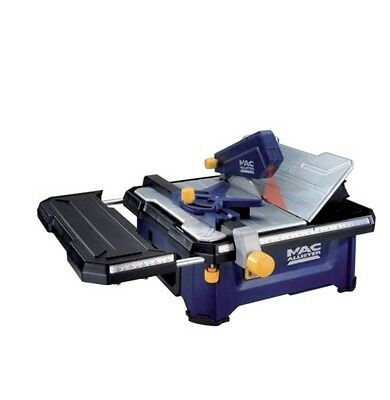 MacAllister 650W Corded 240V Power Tile Cutter Saw