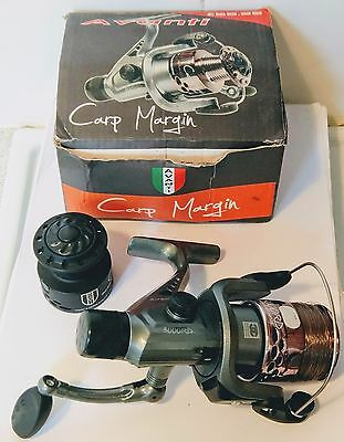 Avanti Carp Margin 3000Rd Fishing Reel Spare Spool Coarse/match/saltwater