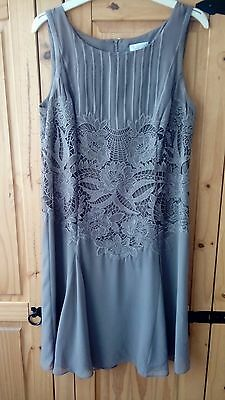 Stunning Kaliko Mother Of The Bride, Bridesmaid Or Cocktail Dress Size 14 - Look