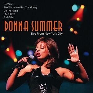 Live From New York City - SUMMER DONNA [LP]