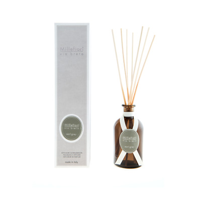 Earl Grey Millefiori Via Brera Stick Diffusor 250 ml