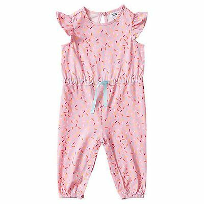 NEW Baby Sprinkle Playsuit Size 0-3 Months