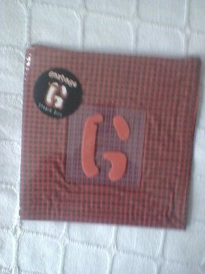"""Garbage Stupid Girl Limited Edition Red Cloth Sealed 7"""" Vinyl Single (2105)"""