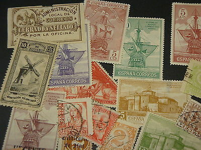 Spain & Colonies_Wonderful Classic/ Mid Modern Collection With Better_High Cv..