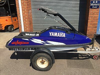 Yamaha Superjet Freeride Jetski Stand Up Factory Pipe
