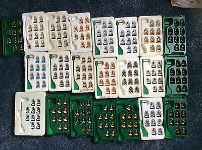 Subbuteo Football Teams X 22 ( Massive Lot )
