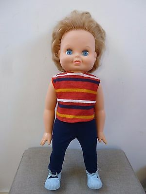 vintage Tippy Tumble  doll by Palitoy  16 inch