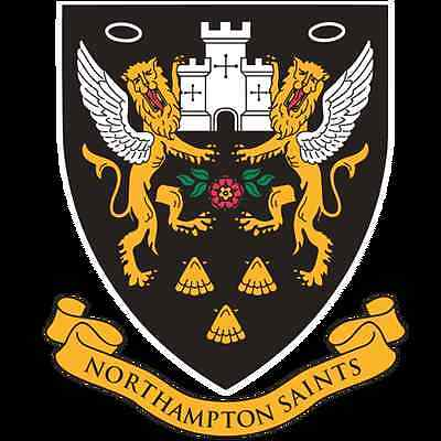 Northampton Saints V Gloucester Anglo Welsh Cup  12/11/2016 Post Free