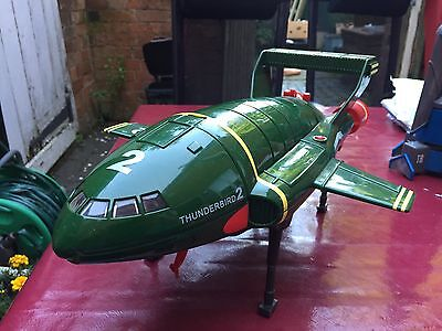 16 Inch Thunderbird 2 Toy