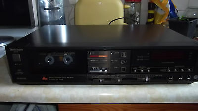 Technics Stereo Cassette Tape Deck Rs-B40 Dolby Dbx