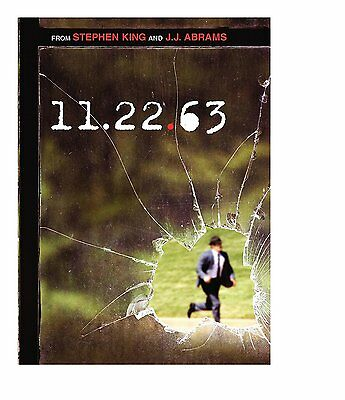 11.22.63: THE COMPLETE 1st SEASON (2016 2 DISC DVD)