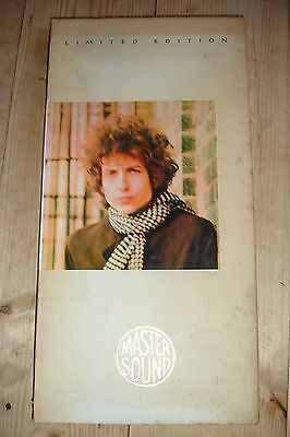 Bob Dylan: Blonde on Blonde Limited Edition Long Box Sony Master Sound