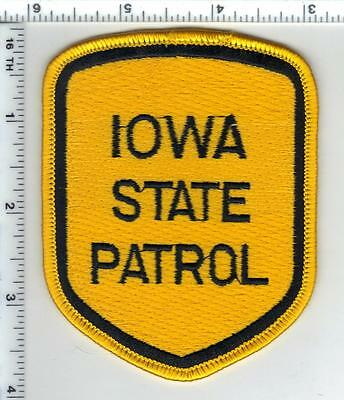 State Patrol (Iowa)  Shoulder Patch - new from the 1980's