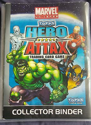 Marvel Hero Attax Series 1