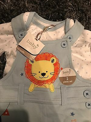 M&co Baby Boy Outfit Size 3-6months