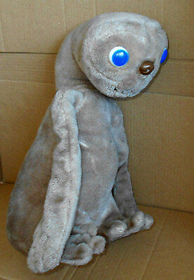 "Vintage ET Plush Doll Stuffed Toy by Kamar 16"" The Extra Terrestrial"