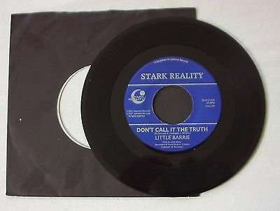 """Little Barrie - Don't Call It The Truth - A1/b1 - 7"""" Vinyl"""