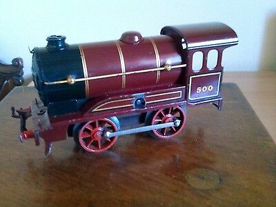 Hornby 0 gauge 0-4-0 locomotive