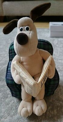 Gromit 'daily beagle' soft toy