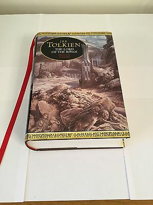Lord Of The Rings Illustrated By Alan Lee. J.r.r. Tolkien. Hardback