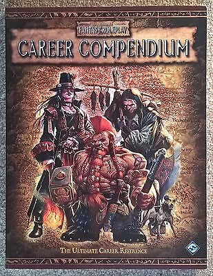 Warhammer Fantasy Role Play RPG 2nd edition - Career Compendium