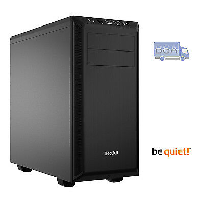 Case PC ATX BE QUIET PURE BASE 600 BG021 USB 3.0 Middle tower Silent NO PSU