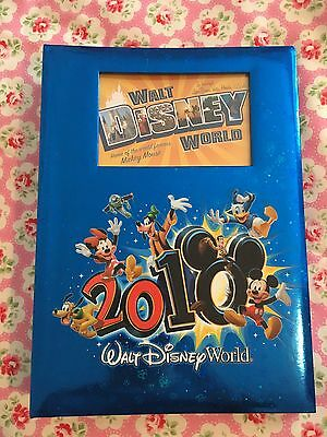 Disney World 2010 Photo Album Immaculate Condition
