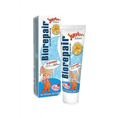 BioRepair Juniour Kids Microrepair Toothpaste 50 ml