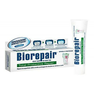 BioRepair Total Protection Toothpaste 75ml