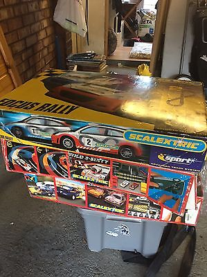 scalextric Job Lot 3 Sets 6 Cars Included
