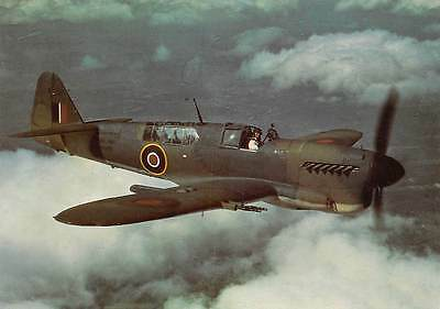 Fairey Firefly I Z2035 After the Battle