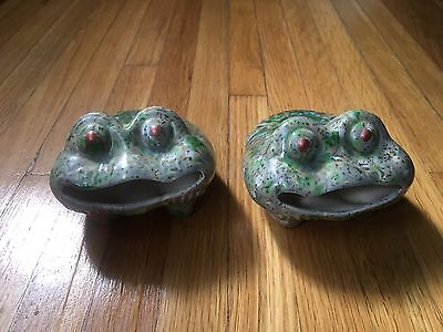 ADULT ONLY - Naughty Ceramic Frogs -  Anatomically Correct
