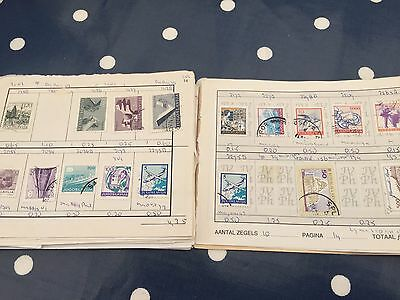 Yugoslavia approval booklet with stamps high sales value