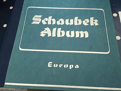 Europe in Schaubek album strong Netherlands less of others few heavy hinges