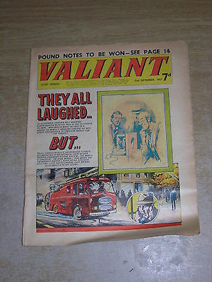 Valiant 2nd September 1967