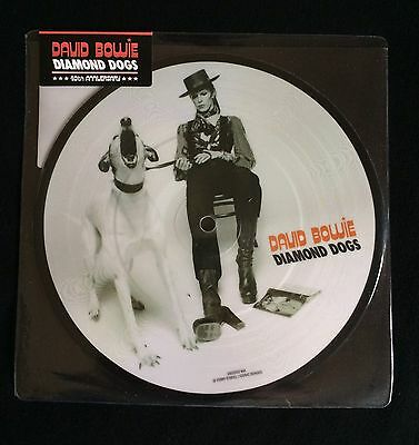 "DAVID BOWIE DIAMOND DOGS 40th ANNIVERSARY VINYL 7"" SINGLE SEALED UNPLAYED"