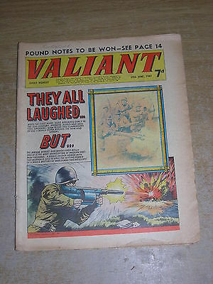 Valiant 10th June 1967