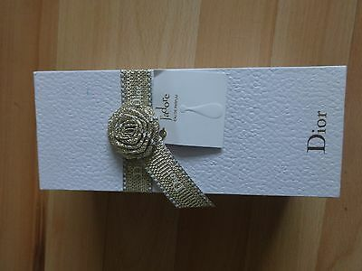 Christian Dior Gift Box  with magnetic  19 x 8 x 8 cm