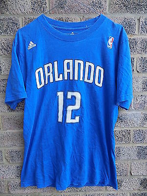 Vintage Orlando Magic adidas t-shirt HOWARD 12 NBA basketball t-shirt